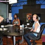 "Studio Session For ""World Animal News"""