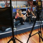 Behind The Scenes At TRadioV