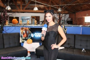Katie Cleary & Her Kat Suit... Saving All Those In The Jungles