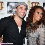 Mel B. & Leo Madrid... Just The Right Team For Taking Care Of Biz