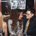 Mel B. Gets The VIP Treatment