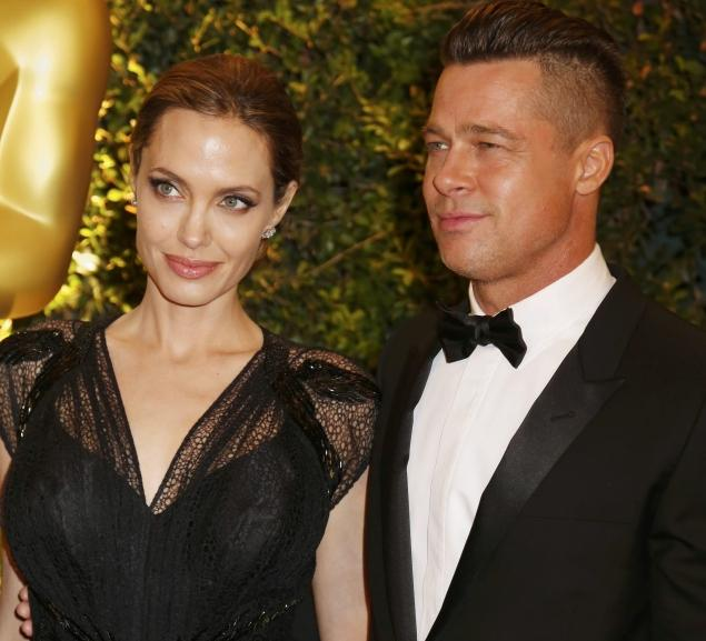 Brangelina Is Finally Official… Brad Pitt & Angelina Jolie Finally Tie The Knot