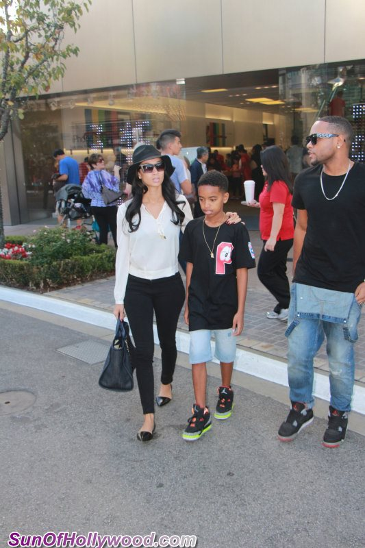 Kniko Draya Michele S Son Pictures to pin on Pinterest