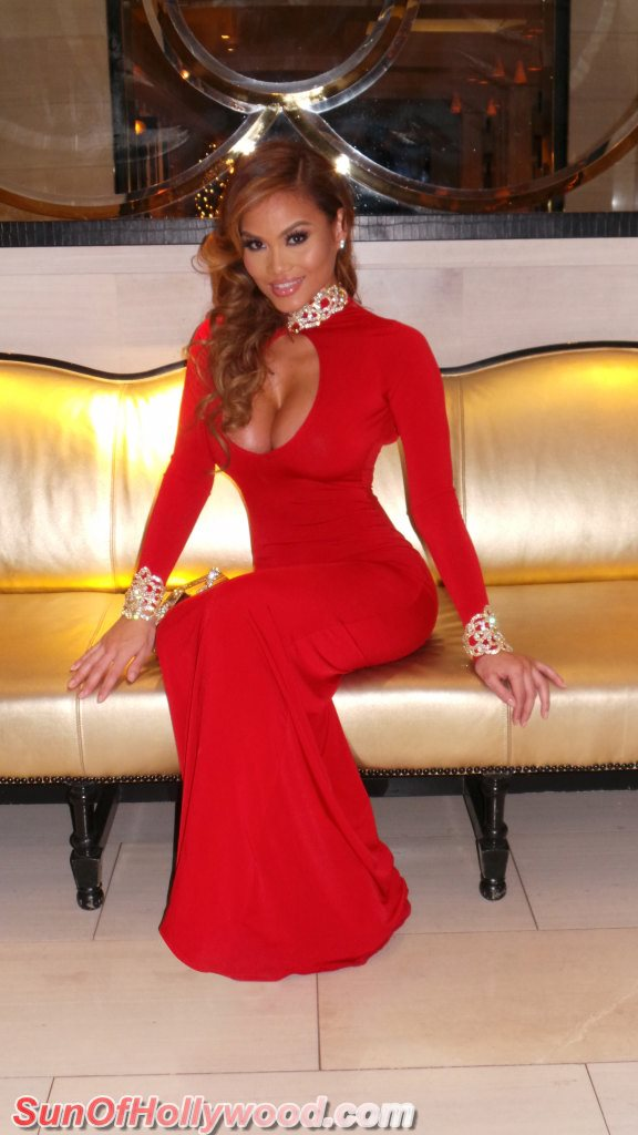 SunOfHollywood.com » Daphne Joy Dazzles In The New Year