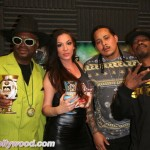 Bishop, Krazy, Kaynine Tha Boss & Kurupt... Waitin on that Anaheim Show