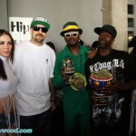 The High Five With 4Tay, B Real, Bishop & Shelly Rodriguez