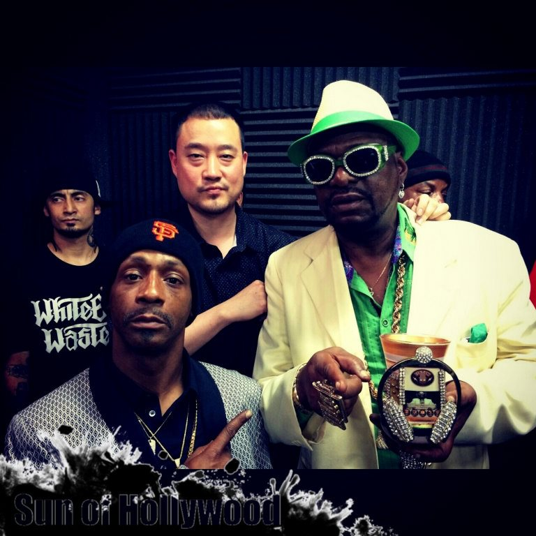 The Three Lordsketeers.. Katt Williams, Prophecy & The Bishop