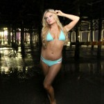 caitlin o'connor midnight beach bikini prophecy sunofhollywood adrian bond 22