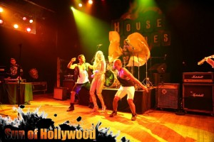 christina fulton house of blues alexis arquette prophecy sunofhollywood 4th of july 11