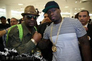Bishop & 50 Cent.. The Calm Before The Storm