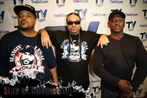 Some Great Eras Never End.. DJ King Assassin With Kokane & Joe Torry