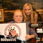 christina fulton larry flynt playing it forward tradiov help stop the bully hustler magazine prophecy sunofhollywood 01