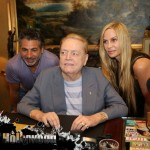 TRadioV President Michael Zinna With Larry Flynt & Christina Fulton... Business As Usual