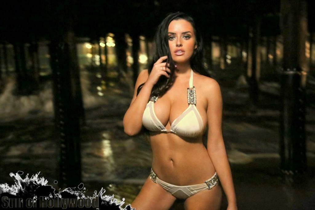 Fashion Tv Bikini Photo Shoot