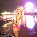 caitlin oconnor midnight beach bikini santa monica ferris wheel garry prophecy sun adrian bond sunofhollywood 02