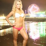 caitlin oconnor midnight beach bikini santa monica ferris wheel garry prophecy sun adrian bond sunofhollywood 28