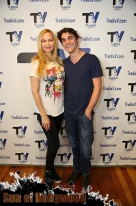 christina fulton rj mitte breaking bad playing it forward tradiov help stop the bully garry sun prophecy sunofhollywood 09