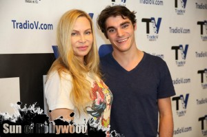 christina fulton rj mitte breaking bad playing it forward tradiov help stop the bully garry sun prophecy sunofhollywood 12