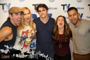 christina fulton rj mitte breaking bad playing it forward tradiov help stop the bully garry sun prophecy sunofhollywood 16