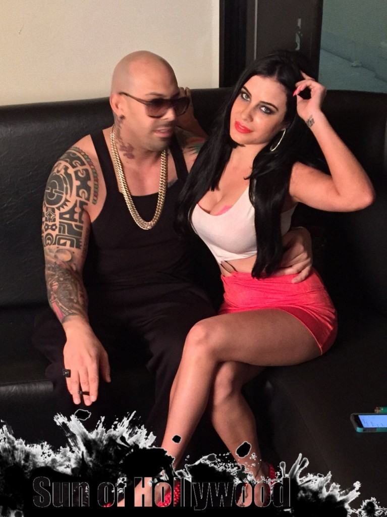 """Behind The Scenes With Mally Mall & Carla Howe for """"Bad Bitch"""""""