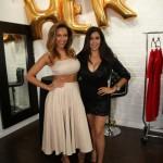 Erica & ShopTheRunway.com's Owner & Designer Claudia Prado