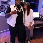 sean kingston zendaya heart on empty king of kingz time is money ent duet studio behind the scenes recording session adrian bond garry sun prophecy sunofhollywood 17