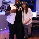 sean kingston zendaya heart on empty king of kingz time is money ent duet studio behind the scenes recording session adrian bond garry sun prophecy sunofhollywood 18