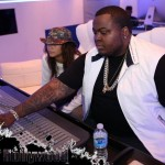 sean kingston zendaya heart on empty king of kingz time is money ent duet studio behind the scenes recording session adrian bond garry sun prophecy sunofhollywood 27