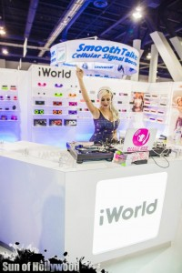 dj amie rose official dj iworld ces 2015 vegas international consumer electronics show playboy garry sun prophecy sunofhollywood sunoflasvegas 31