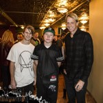Tony Hawk & His Sons