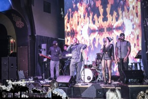 Red Grant Gettin In His Berffday Zone Where He Zones Out Best... On The Stage