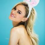 paula labaredas easter bunny sexy sunday church garry sun prophecy sunofhollywood 02