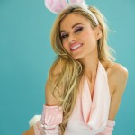 paula labaredas easter bunny sexy sunday church garry sun prophecy sunofhollywood 14
