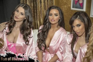 If Looks Could Kill... You'd Dead Already... 3 times with Jenna Jenovich, Abigail Ratchford & Charm Killings