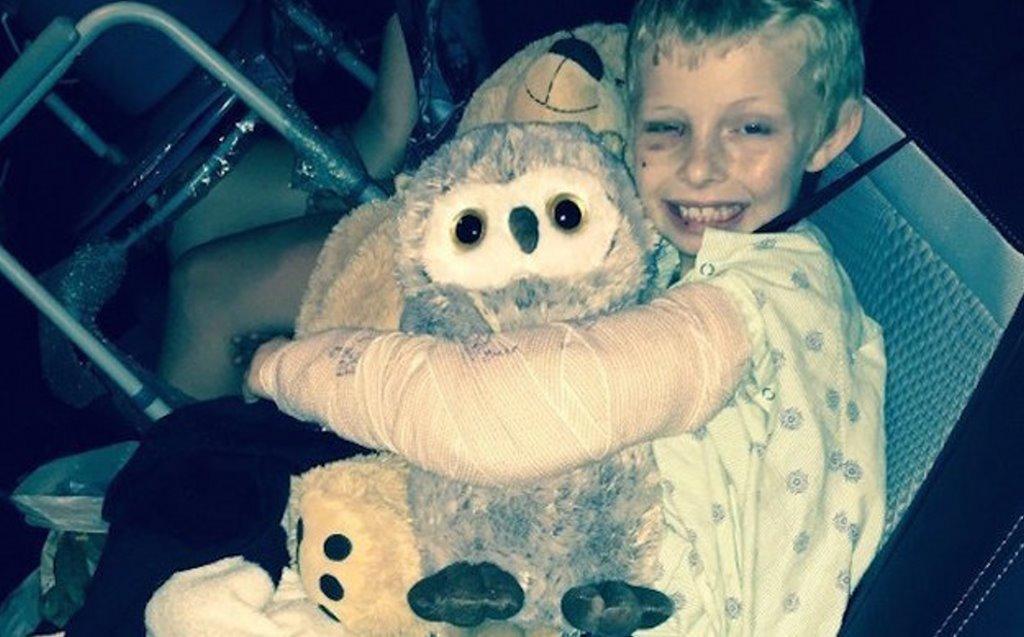 taylor swift donates 15,000 firefighter gofundme aaron amber john bear vanriper 04