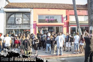 "Check out ""We Are Pop Culture"" at 7552 Melrose Ave."