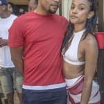 J Ryan & Karrueche Keepin It More Fly for 4th Of July