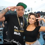 Curtis & Uldouz Show Off Their #BossMovesSalute