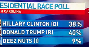 Deez Nuts Could Be Your President