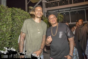 From The Streets Of Compton to the NBA Courts.... Matt Barnes & Curtis Young get it crackin