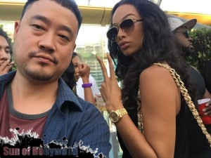 Prophecy & Draya Michele