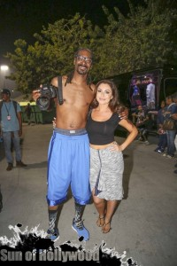 snoop dogg uldouz athletes v cancer matt barnes ucla drake stadium post game garry prophecy sun sunofhollywood 02