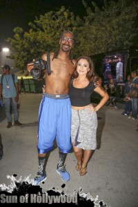 snoop dogg uldouz athletes v cancer matt barnes ucla drake stadium post game garry prophecy sun sunofhollywood 04