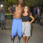 snoop dogg uldouz athletes v cancer matt barnes ucla drake stadium post game garry prophecy sun sunofhollywood 05
