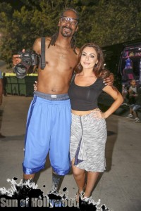 snoop dogg uldouz athletes v cancer matt barnes ucla drake stadium post game garry prophecy sun sunofhollywood 06