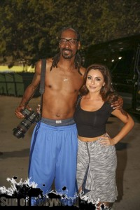 snoop dogg uldouz athletes v cancer matt barnes ucla drake stadium post game garry prophecy sun sunofhollywood 07