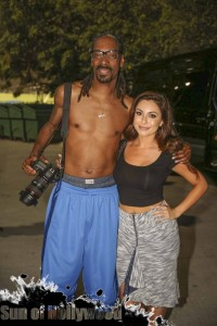 snoop dogg uldouz athletes v cancer matt barnes ucla drake stadium post game garry prophecy sun sunofhollywood 08