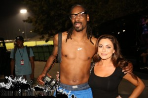 snoop dogg uldouz athletes v cancer matt barnes ucla drake stadium post game garry prophecy sun sunofhollywood 09