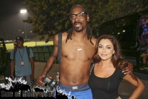 snoop dogg uldouz athletes v cancer matt barnes ucla drake stadium post game garry prophecy sun sunofhollywood 10
