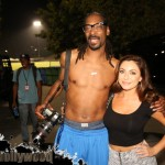 snoop dogg uldouz athletes v cancer matt barnes ucla drake stadium post game garry prophecy sun sunofhollywood 13